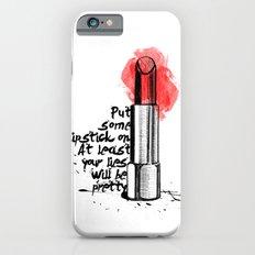 Lipstick iPhone 6s Slim Case