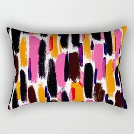 Pop Drip Part II Rectangular Pillow