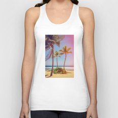 Tropical Breezes Unisex Tank Top