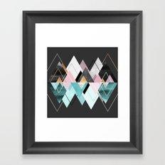 Nordic Seasons Framed Art Print
