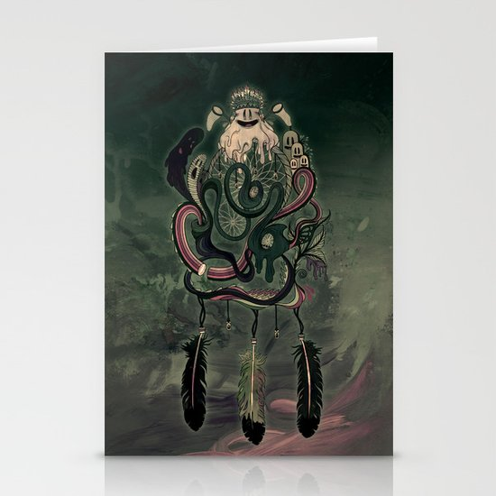 The Dream Catcher: Old Hag's Bane Stationery Cards