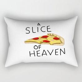 mystic pizza Rectangular Pillow