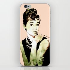 MISS GLOLIGHTLY - Breakfast at Tiffany´s - QUOTE iPhone & iPod Skin