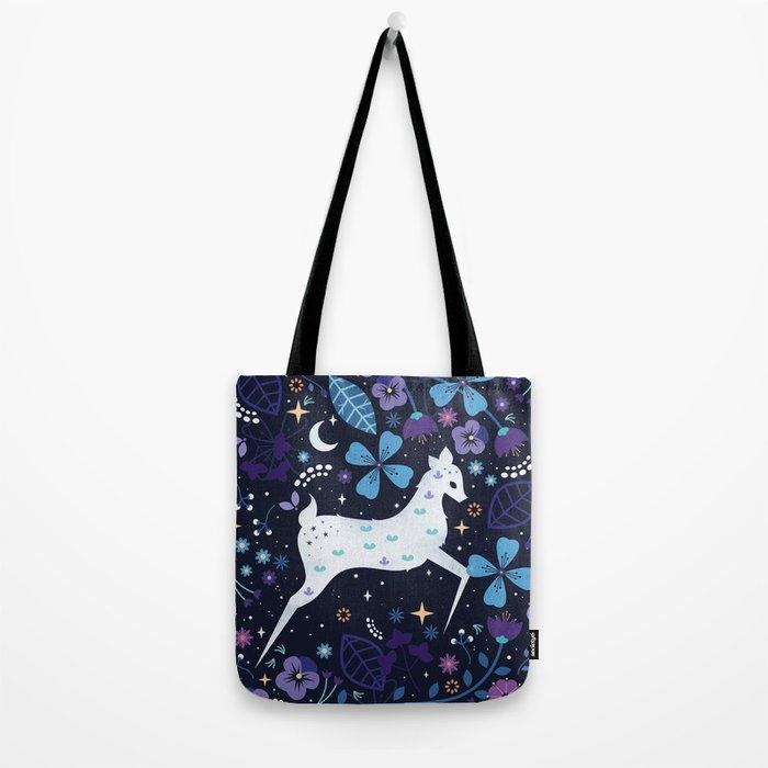 Spirit Deer Tote Bag