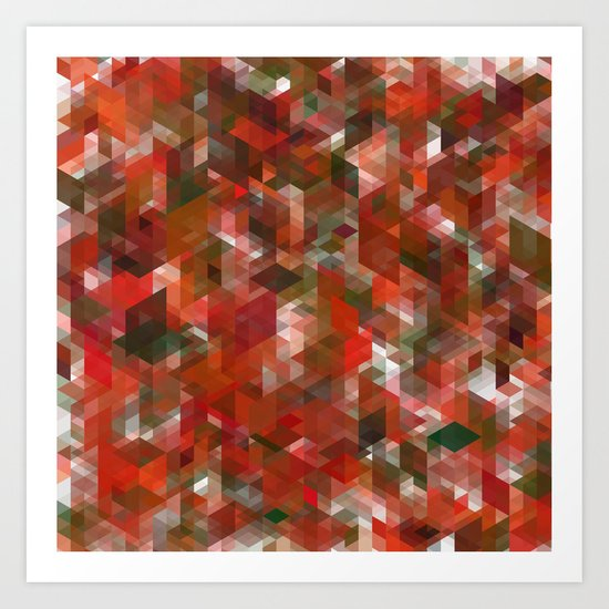 Panelscape - #3 society6 custom generation Art Print