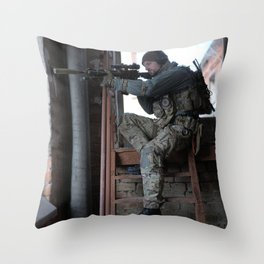 Blackgoat's Over watch Throw Pillow