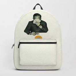 Poker Face Backpack