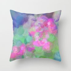 Someday Somehow Throw Pillow