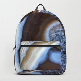 Latte foam agate Backpack
