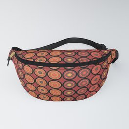 Circles and centers Fanny Pack