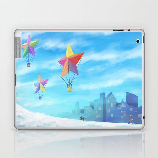 Star Travellers Laptop & iPad Skin