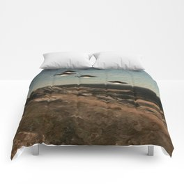 The First Wave - UFO Comforters