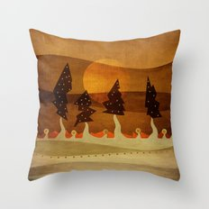 Textures/Abstract 136 Throw Pillow