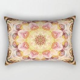 Mandalas from the Voice of Eternity 21 Rectangular Pillow