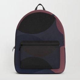Dark Moon Geometry Backpack