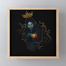Faerie Queen Framed Mini Art Print