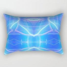 Heart Sutra Rectangular Pillow