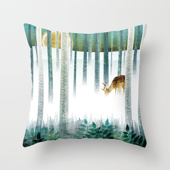 last morning (complete?) Throw Pillow