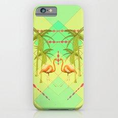 go flamingo, go ! Slim Case iPhone 6s
