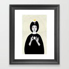 Ora Framed Art Print