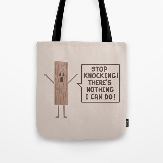 The Realist Tote Bag