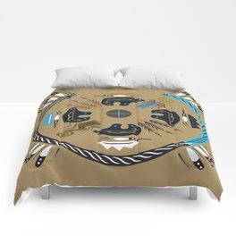 American Native Pattern No. 114 Comforters