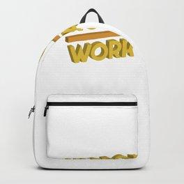 Motivation Entrepreneur Fitness Gift Backpack