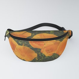 California Poppies 007 Fanny Pack