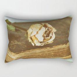 Timeworn Beauty 1 Rectangular Pillow