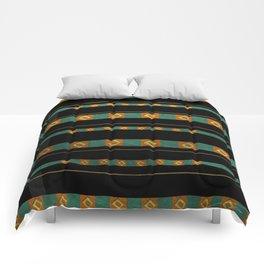 Moche II Comforters