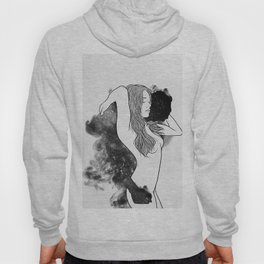 The courage of deeply love. Hoody