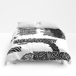based in print errors Comforters