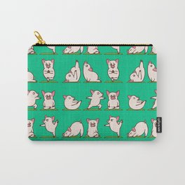Pig Yoga Carry-All Pouch