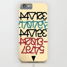 #problems=#money iPhone 6s Slim Case