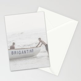 Brigantine Lifeboat Stationery Cards
