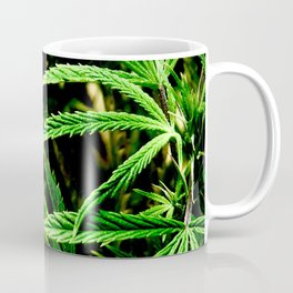 Embracing Cannabis Coffee Mug