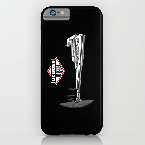Licensed to Rebel iPhone & iPod Case