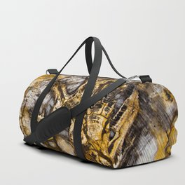 Sequoia Tree Cross Section Duffle Bag
