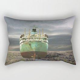 atmosphere · stranded Rectangular Pillow