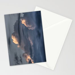 Evening Clouds Stationery Cards