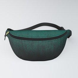 Emerald Ombré Fanny Pack