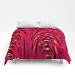 Heat Pattern Comforters