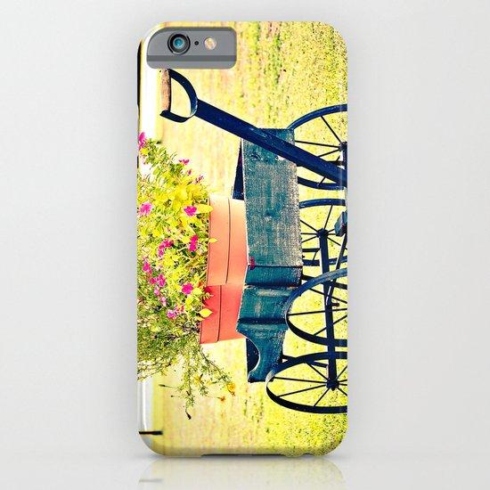 Blooming Wagon iPhone & iPod Case