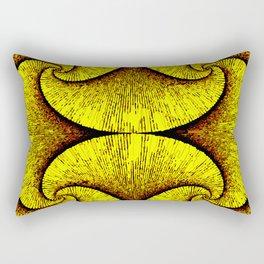 Abstract Digital Art Rectangular Pillow