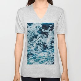 Lovely Seas Unisex V-Neck