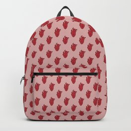 My Heart Beats for You - Pink Backpack