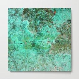 Moment of Epiphany: Emerald  Jewel Version Metal Print