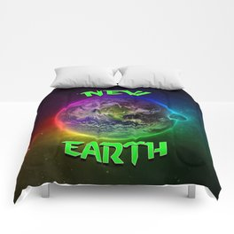 New Earth Comforters