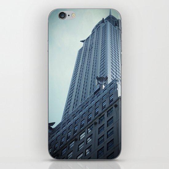 Who needs a hero? iPhone & iPod Skin