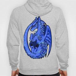 Dragon-Blue Hoody